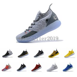8108bfa9ef17 2018 New Release KD XI 11 Oreo Paranoid Sports Basketball Shoes Top quality Kevin  Durant 11s Mens Trainers Designer KD11 Sneakers Size 7-12