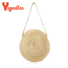 Big Chinese Cell Phone Australia - Yogodlns new arrive big summer beach bag Chinese national cross body designer fashion women shoulder bag