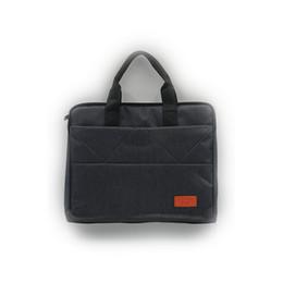 Water Tablets UK - Laptop Bag Briefcase Water Repellent Laptop Bag Satchel Tablet Bussiness Carrying Handbag Laptop Sleeve for Women and Men