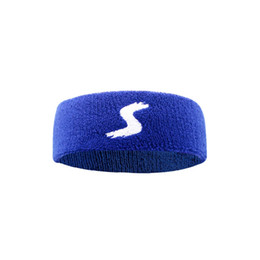 $enCountryForm.capitalKeyWord UK - Sports sweatband Women Men Polyester Cotton Sweat Absorption Headbands Hairband Yoga Basketball Fitness Sportswear Accessory