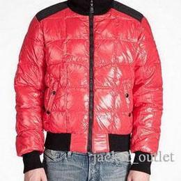 Best Down Parkas Canada - Fashion Winter Cool Parkas Down Jacket Zippers Brand Designer Men Warm Coat Luxury Outdoor Coats XXXL 619 Best Plus Size