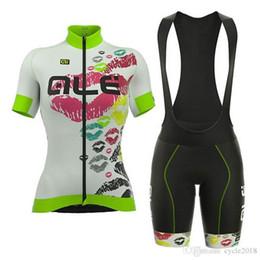 2017 ALE Ciclismo jersey Anti UV babero shorts conjunto Mujer Ropa Ciclismo  hombre Deporte Ciclismo Ropa Verano MTB bike Wear maillot ciclismo 17f0b416e