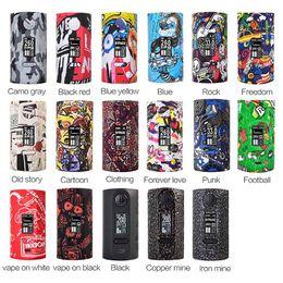 Опт Vapor Storm 200 Вт Vape Mod E сигареты Storm230 Box Mods красочные VW TCR режим обхода мода Ecig поддержка двойной 18650 Большой светодиодный экран