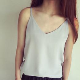 38260643ac98e Pink cami toPs online shopping - S xl Plus Size Tank Top Women Chiffon  Blouses Summer