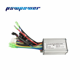 $enCountryForm.capitalKeyWord NZ - 24V 36V 250W 15A Brushless DC Sine Wave ebike Electric Bicycle Hub Motor Controller with right output