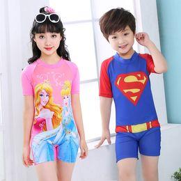 $enCountryForm.capitalKeyWord Australia - Baby Boys Swimsuit Girl Children's Swimsuit Kids Bathing Suit Baby Boy Swimwear Infant Swimwear 3-11T
