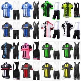 Giant bike jersey bib shorts online shopping - GIANT team Cycling Short Sleeves jersey bib shorts sets Spring and summer Jersey suit men s bike set D1327