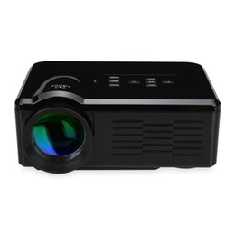 game manual UK - LCD Home Theater Projector LED Projector 800 Lumens Support 1080P AV VGA USB SD HDMI Portable LED Proyector Beamer For Games Video Party