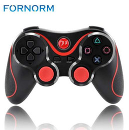 sixaxis wireless controller Canada - Wireless Game Controller For PS3 Controller Dual Vibration Joystick Gamepad For Playstation Sixaxis Motion Sensing Controler