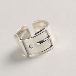 $enCountryForm.capitalKeyWord NZ - luxury jewlery S925 sterling silver rings belt fastener geometry large glaze rings for women hot fashion