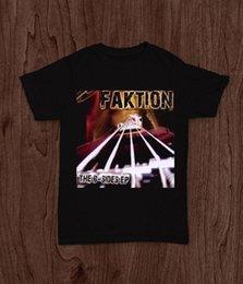 $enCountryForm.capitalKeyWord Australia - FAKTION THE B-SIDES EP ROCK BAND DARK NEW DAY HINDER T-SHIRT TEE S M L XL 2XL Loose Clothes