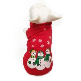$enCountryForm.capitalKeyWord UK - Christmas Dog Clothes Santa Costume Pet Dog Christmas Clothes Coat Clothing Cute Puppy Outfit for Dog Plug Sizes S-XL