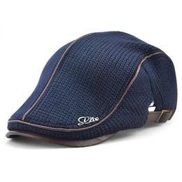 $enCountryForm.capitalKeyWord NZ - Cotton Flat Duckbill Hat Warm Wool Knitted Newsboy Ivy Cabbie Drving Hat Hunting Golf Men Women Winter Elastic Adjustable Gatsby 8300