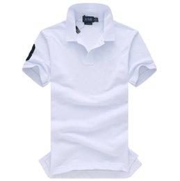 $enCountryForm.capitalKeyWord UK - 2017new high quality Summer Hot Sale Polo t-Shirt USA American Flag Brand Polos Men Short Sleeve Sport Polo Man Coat Drop Free Shipping