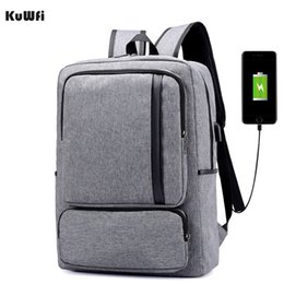 15 laptop china 2018 - Multifunction USB charging 15inch Laptop Backpack Waterproof Laptop Nylon Casual Business Leisure Travel backpack anti t
