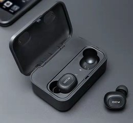 super mini sports wireless bluetooth headset NZ - Wireless Bluetooth Headset Sports Run Listening Music Super Small Mini In-ear Driving Dual Ear Mobile Phone Universal Can Answer The Phone V