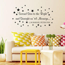 $enCountryForm.capitalKeyWord NZ - Brand New Nursery Kid's Bedroom Decorative Wall Stickers Waterproof PVC Wallpapers Arts Murals Decals Can Be Removable Free Shipping