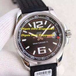 $enCountryForm.capitalKeyWord NZ - V6 New Top Mens Automatic Eta 2824 Watch Date Men Chronometer Rubber 168457 Swiss Watches Power Reserve Turismo Sapphire Gran XL Wristwatch