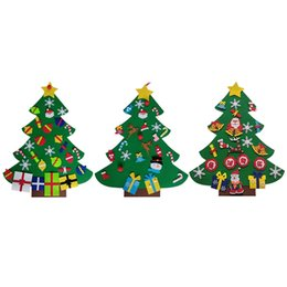 Festive & Party Supplies 2019 Latest Design 50pcs Merry Christmas Tree Bedroom Desk Decoration Toy Doll Gift Office Home Children Natale Ingrosso Christmas Decorations Vivid And Great In Style