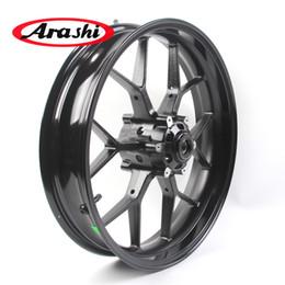 Discount honda motorcycle front - Arashi Front Wheel Rim For Honda CBR600RR 2007 - 2017 2008 2009 2010 2011 2012 2013 2014 2015 Motorcycle Wheels Rim