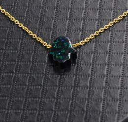 Black Hand Pendant Australia - Hamsa Fatima Palm Necklace lucky Turkish Kabbalah hand pendants for women best friend best friend fashion jewelry