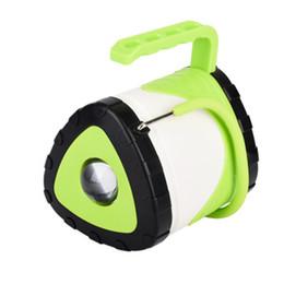 $enCountryForm.capitalKeyWord UK - LED portable light camping Flashlight 3 colors use 18650 battery USB charging multi-functional telescopic camping light Q0724