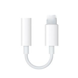 10 adet / grup Kulaklık Adaptörü Tip-c 3.5mm AUX Kablosu Ses Jack Kadın Dönüştürücü Kulaklık Jack Adaptörü iPhone 7 artı 8 artı indirimde