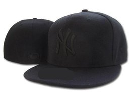 2018 Новый! Оптовые интернет-магазины NY Fitted Fashion Hat W Letters Snapback Cap Men Women Basketball Hip Pop