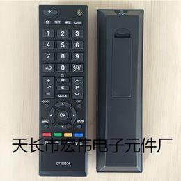 $enCountryForm.capitalKeyWord NZ - 50pcs Universal TV Remote Control TV remote controller for Toshiba CT-90326 CT-90380 CT-90336 CT-90351 LCD