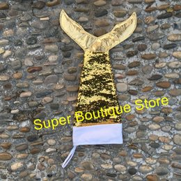 christmas sequins Australia - Hot selling new arrival popular sequins mermaid Christmas tail stocking good quality tree decoration
