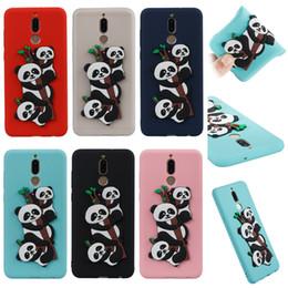 $enCountryForm.capitalKeyWord Canada - Newest for huawei mate 10 pro mate 10 lite 3d 3 cute carton pandas goophone phone case silicone soft tpu full cover caus