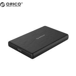 orico external sata hdd enclosure 2019 - ORICO 2189U3 2.5 Inch HDD Case USB3.0 Micro B External Hard Drive Disk Enclosure High-Speed Case for SSD Support UASP SA