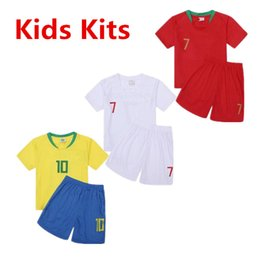 7a36b0acc1a 2018 World Cup Kids soccer clothes