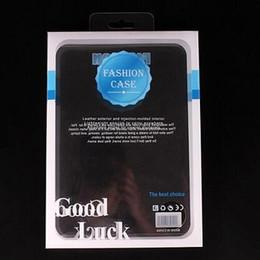 ipad pro box 2019 - PVC Plastic Retail Package Packing Box for Samsung T280 iPad mini 2 4 Air 2 9.7 10.5 inch iPad Pro PU Leather Case