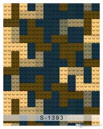 $enCountryForm.capitalKeyWord NZ - 5x7ft Vinyl Russian Tetris Sliding Blocks Photography Studio Backdrop Background