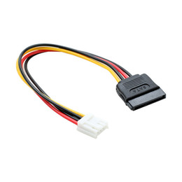 Discount ide ssd hard drive - 4 Pin IDE Male to 15 Pin Serial ATA SATA SSD HDD Hard Drive Adapter Power Cable CD ROM Drives Supply Cable