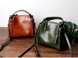 $enCountryForm.capitalKeyWord NZ - Genuine leather women bag hot selling good price real leather brand designer shoulder bag for women new arrival free shipping