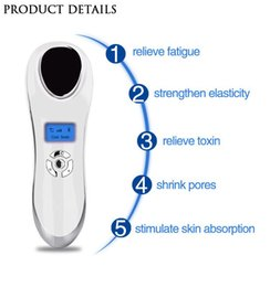 Skin Care Tool Trustful Hottest 1mhz Ultrasonic Body Vibration Slimming Massager Ultrasound Wrinkle Acne Remover Face Lift Facial Skin Care Device