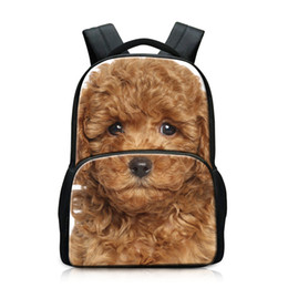 $enCountryForm.capitalKeyWord UK - Daily Pack Apply to High School Students Most Popular Book Bags for Child Laptop Package for Travelling School Backpacks for Girl Cute Dog