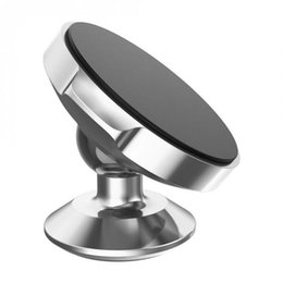 Rotating Tablet Stand Australia - Universal 360 Degree Rotating Phone Holder Car Magnetic Mount Stand for Phones Tablets XXM8