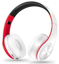 $enCountryForm.capitalKeyWord NZ - 2018 Best Bluetooth Headphones Version 4.1 Wireless Headset Brand Stereo Earphones With Microphone Handsfree Calls