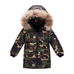 $enCountryForm.capitalKeyWord UK - Baby Boy Clothes Winter Baby Boy Coat Cotton Children Clothing Warm Infant Coat Army Green Kids Clothes Roupas Bebe Baby Coat