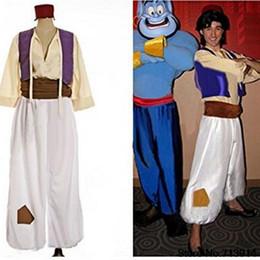 $enCountryForm.capitalKeyWord NZ - genie costume pants for men kids magi aladdin jasmine and aladdin costumes for adults adult cosplay princess