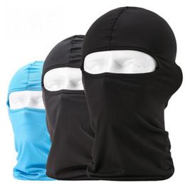$enCountryForm.capitalKeyWord Australia - Comfortable Lycra Balaclava Headwear Face Mask Helmet Inner Cap Winter Ski Motorcycle Veil Cotton Full Face Neck Guard Masks