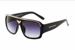 Chinese  Hot sale fashion new style square women sunglasses italian brand designer 290 men sun glasses driving spors eyeglasses manufacturers