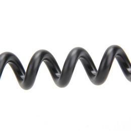 Nuevo Molle Tactical Seguridad Cuerda Mochila Accesorios retráctil Longitud 100cm Cuerda que acampa yendo de supervivencia Kits de viaje