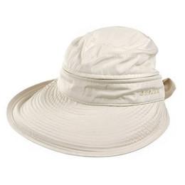 New Summer Fashion Bowknot Big Visor Cap Beach Sun Hat White 0ff301e9592