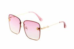 eaf044b719ef1b Gespiegelte damen sonnenbrille online-2018 Luxus Marke Designer Polarizerd  G Sonnenbrille für Herren Glas Spiegel
