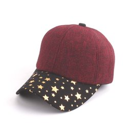 32f60701563 New Retro Baseball Caps for Women Men Popular Stars Ball Hat Curved Brim  Trucker Hat Hip Hop Snapback Cap Cotton Washed Dad Leisure Hat