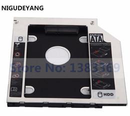Thinkpad hdd caddy online shopping - NIGUDEYANG nd SATA Hard Disk Drive HDD SSD Enclosure Caddy Adapter for Lenovo Thinkpad L560 L570